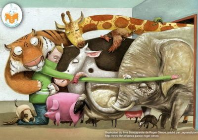 ASSOCIATION EDUCATION ETHIQUE ANIMALE