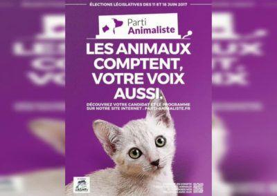 Tout savoir sur le Parti animaliste