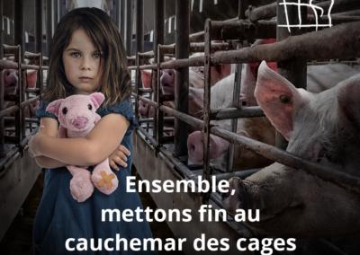 Pour une ère sans cages