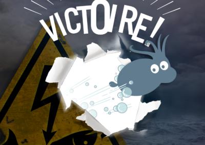 Victoire : interdiction de la pêche électrique en Europe