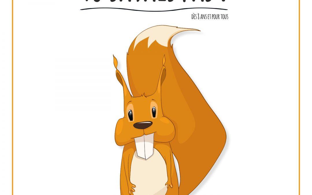TU SAVAIS PAS ? n°27 Que les écureuils sont très organisés !